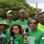 movimiento cívico Marcha Verde/Fuente externa
