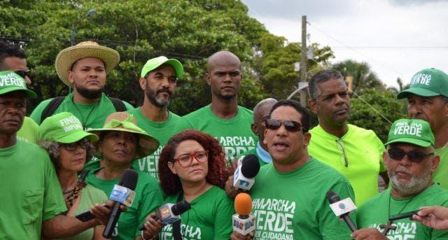 Marcha Verde propone medidas para enfrentar coronavirus en RD