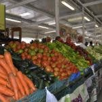 Recorrido por el Merca Santo Domingo y el Mercado Nuevo de la Duarte.  Hoy/ Aracelis Mena. 02/10/2015