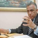 DEPORTES.LUISIN MEJIA PRESIDENTE DL COMITE OLIMPICO DOMINICANO/HOY CARLOS ALONZO /23/12/2008