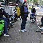 El pais.Entrevista Uber Moto Darwin Garaty ./Pablo Matos  7-03-2020