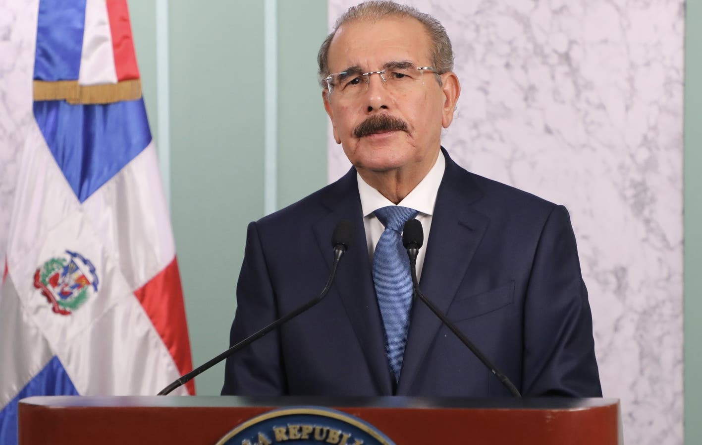 Presidente Medina responderá a presiones sobre abrir economía en alocución de mañana