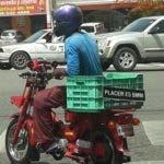 Esta imàgen muestra las aspiraciones del delivery. Hoy/ Juan Elvin Figueroa Guzman