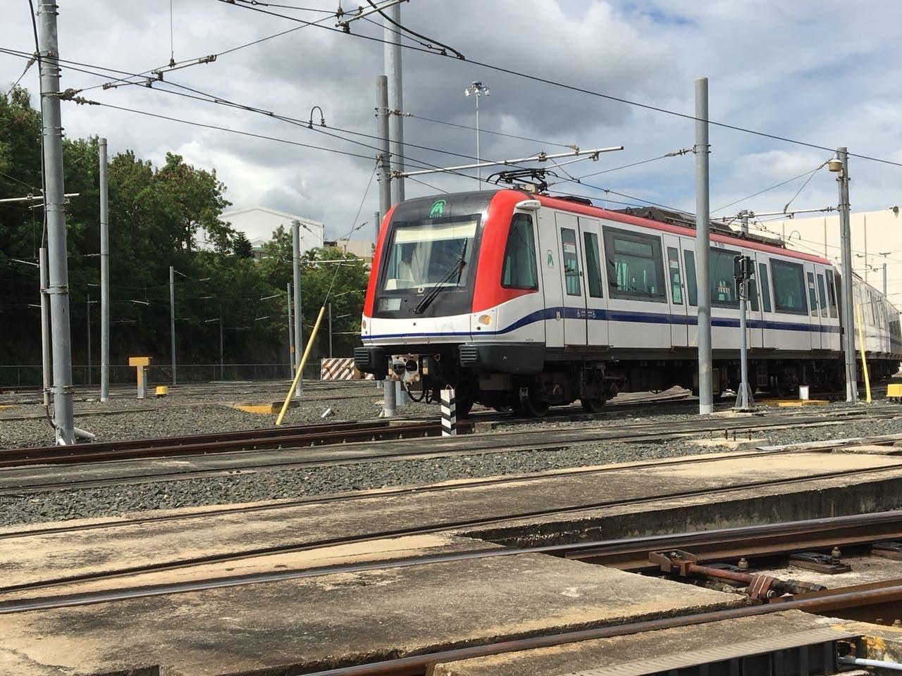 Llega mañana segunda partida de trenes para el Metro de Santo Domingo