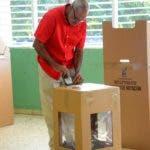 Elecciones municipales extraordinarias en Santiago. Hoy Wilson Aracena