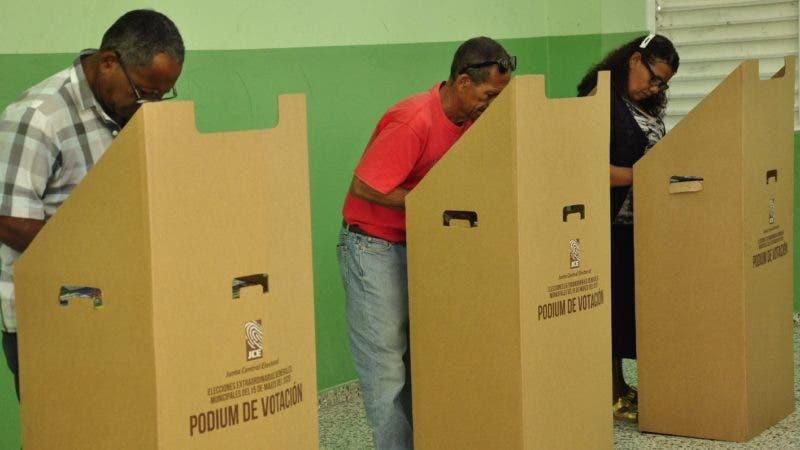 Foto de archivo. Elecciones dominicanas. Hoy/Pablo Matos