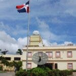 la Oficina Nacional de Meteorología, ONAMET, República Dominicana, con el apoyo de la OMM y la Española, AEMET. Santo Domingo Este Republica Dominicana. 14 de octubre de 2008. Foto Pedro Sosa