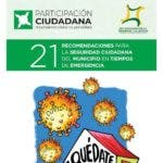 Guía 21 Recomendaciones para la Seguridad Ciudadana del Municipio en Tiempos de Emergencia
