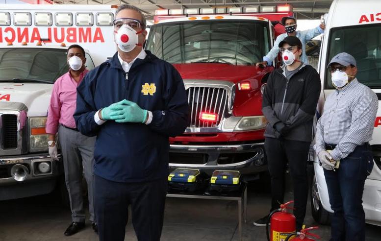 Abinader facilitará 26 ambulancias a municipios para traslado pacientes con Covid-19