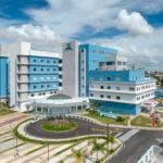 CEDIMAT dispone de un edificio para pacientes COVID-19.