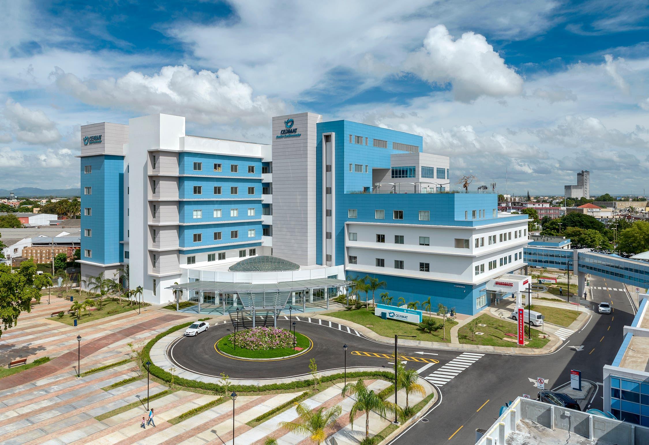 CEDIMAT habilita un edificio y una emergencia para COVID-19