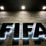Logo de la FIFA. EFE