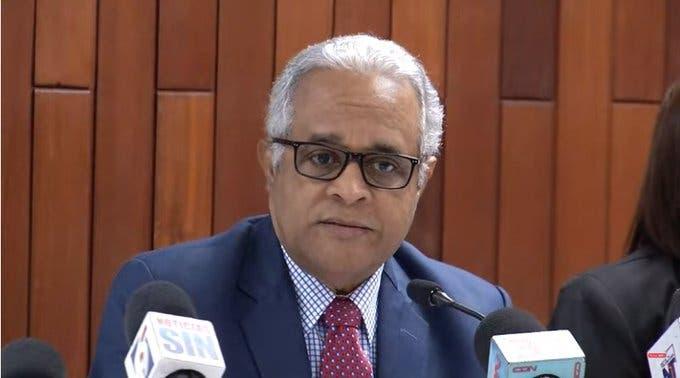 Ministro de Salud Pública