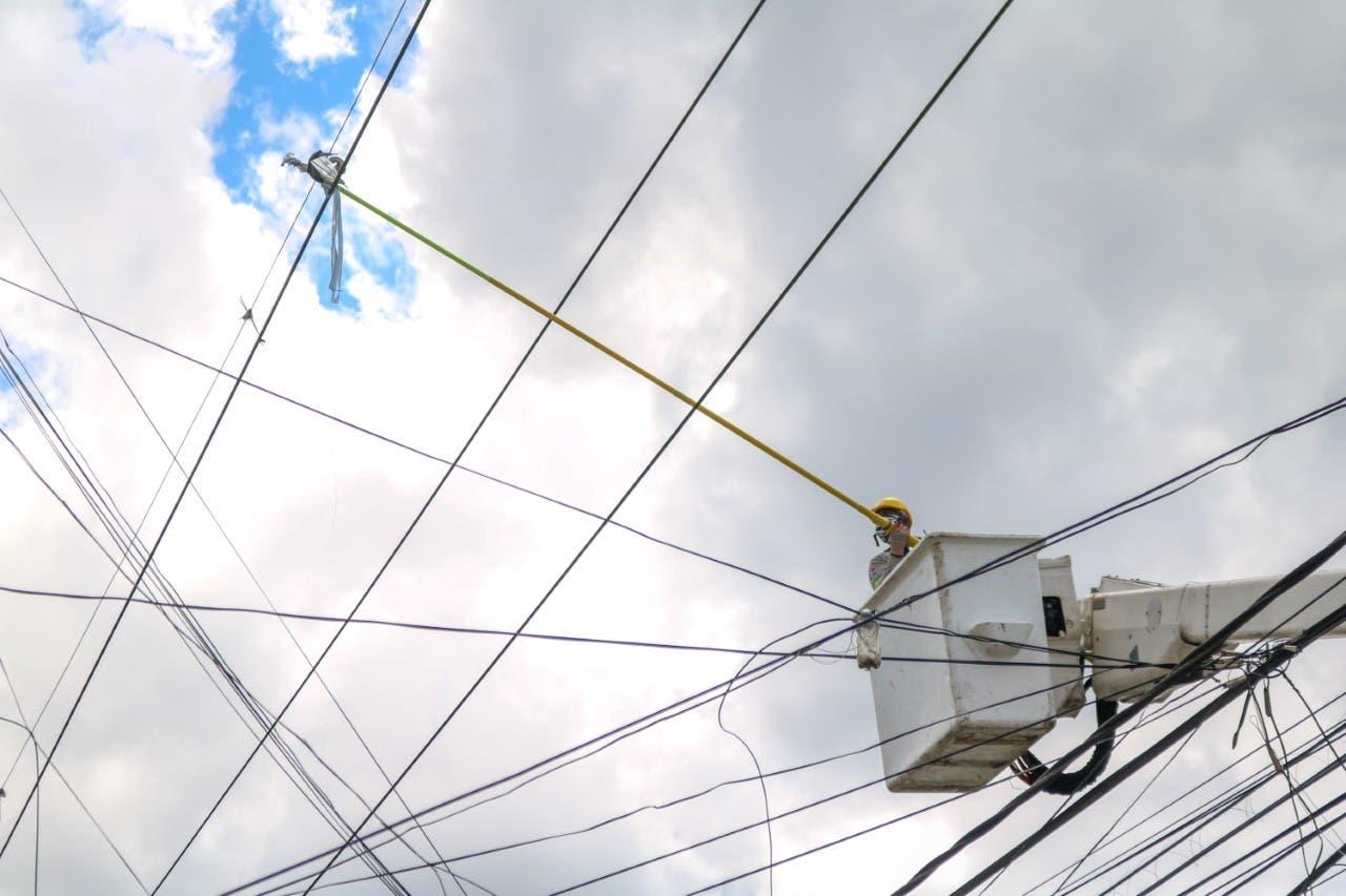 """""""Las chichiguas no han dado tregua a las redes eléctricas"""""""