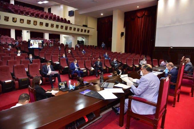 Covid-19: Senado conoce solicitud de extensión de estado de emergencia