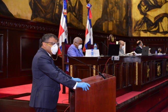 COVID-19: Senado aprueba extensión de estado de emergencia por 17 días