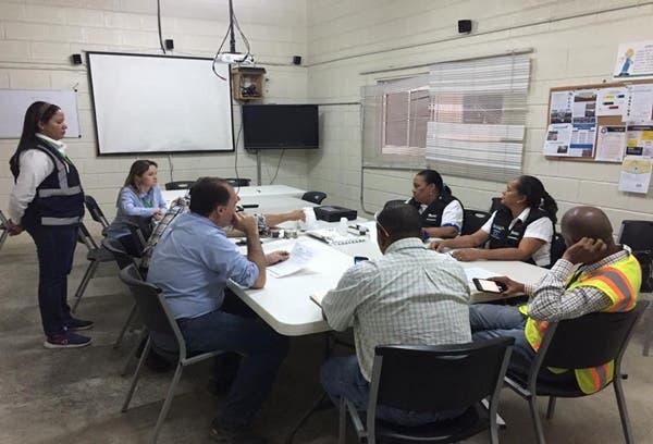 COVID-19: consorcio presa Monte Grande desahucia a 194 empleados