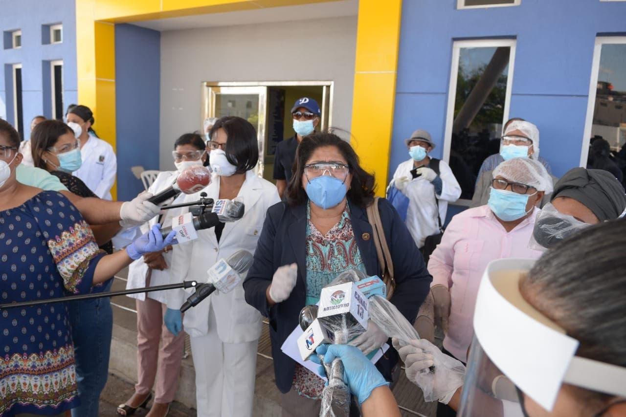 COVID-19: Enfermeras denuncian crisis en los hospitales de todo el país