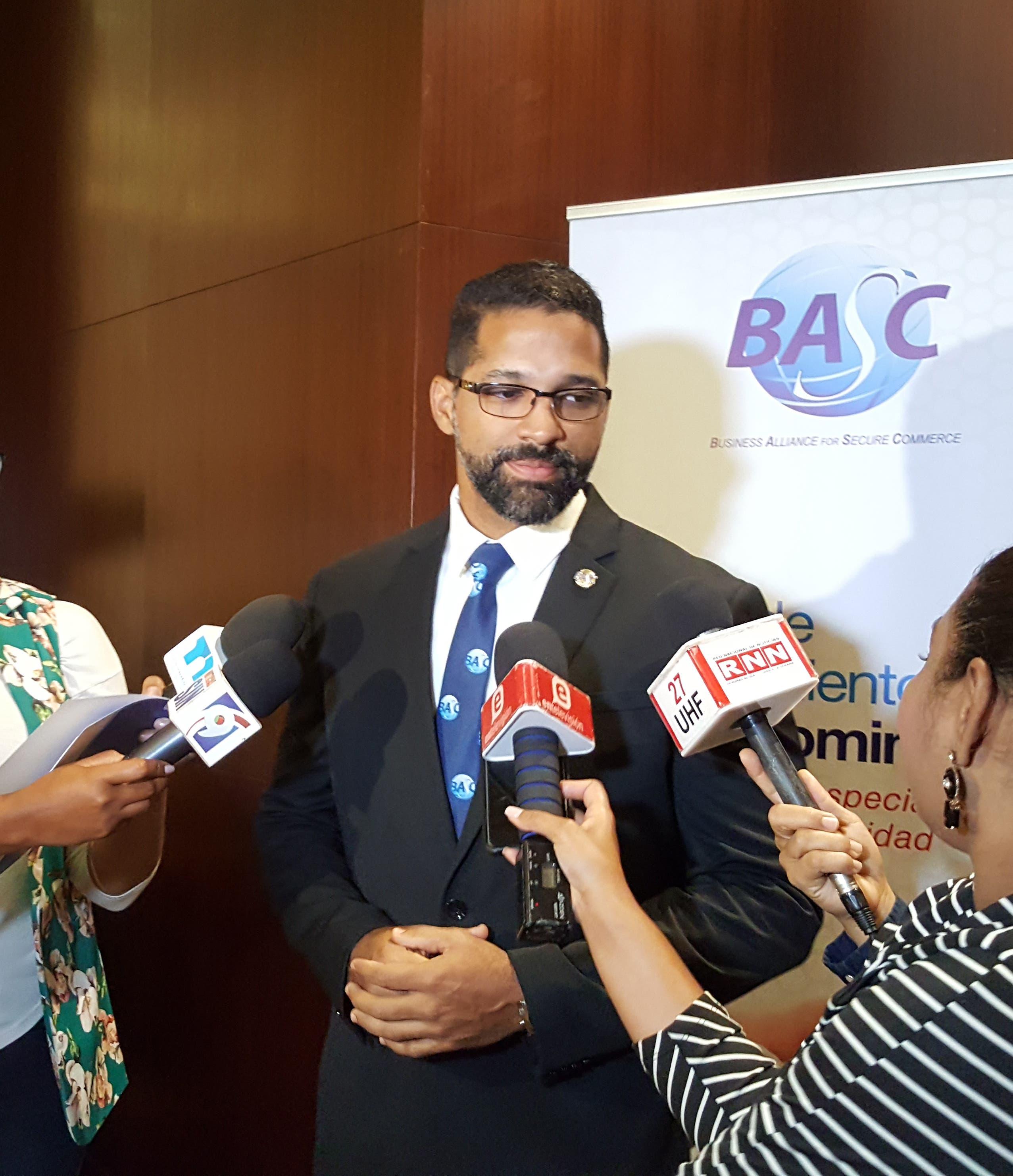 BASC-RD instan a mantener sistemas de seguridad durante crisis sanitaria