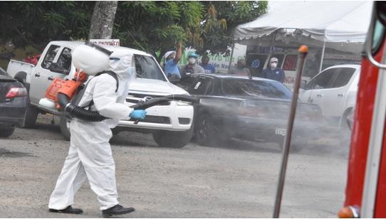 Intervienen provincia Duarte ante cúmulo de casos y muertes por COVID-19
