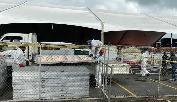 Coronavirus: Abinader inspeccionará este jueves instalación hospital en La Vega