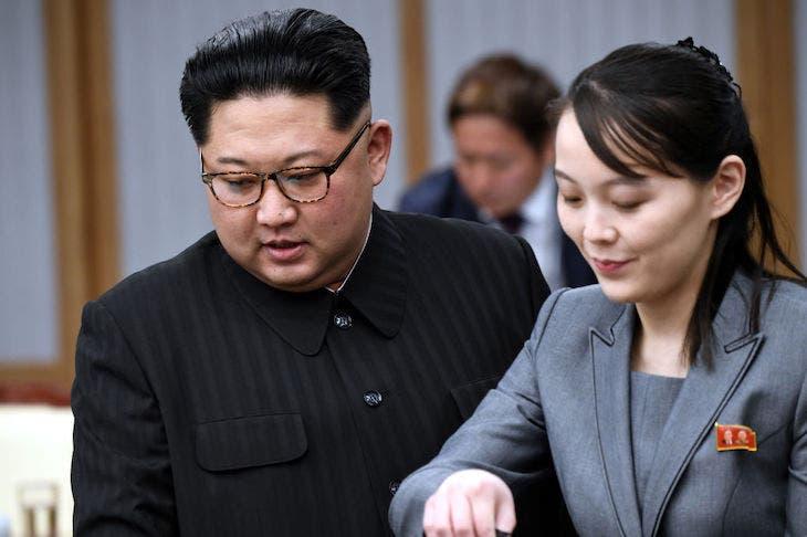 Corea del Norte: Quién es Kim Yo-jong, la «despiadada princesa» que podría suceder a Kim Jong-un
