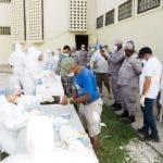 Coronavirus: Operativos de Salud en La Victoria
