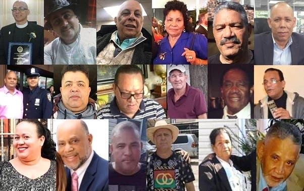 COVID-19: Más de 500 muertes de dominicanos en EE. UU.