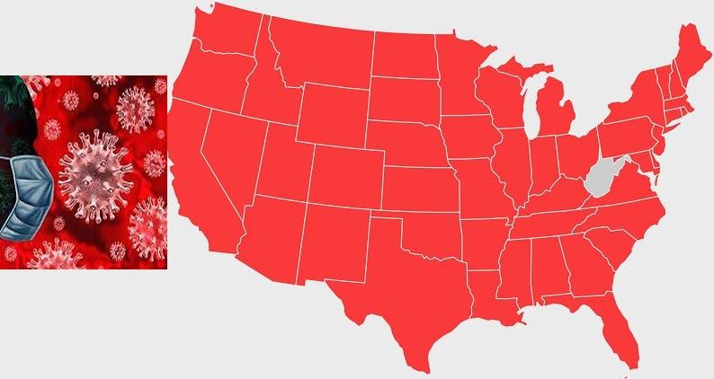 COVID-19: Más de un millón de contagiados y 56,797 fallecidos en EE. UU.