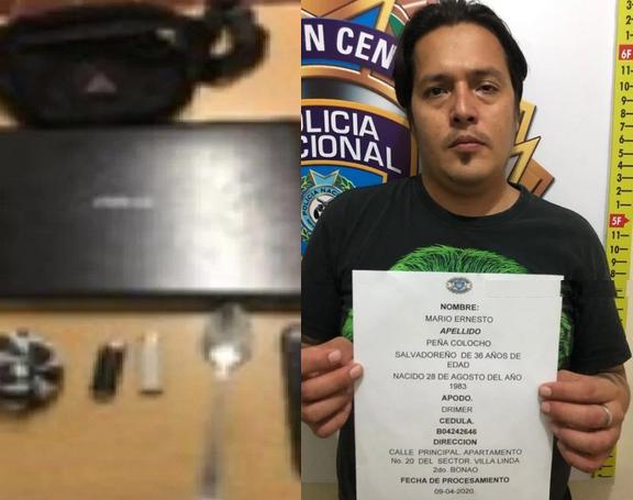 Un miembro de la temida banda criminal Mara Salvatrucha es capturado en RD