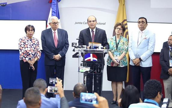 JCE tratará con presidentes de partidos protocolo sanitario en próximas elecciones