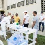 Realizan pruebas del coronavirus a internos
