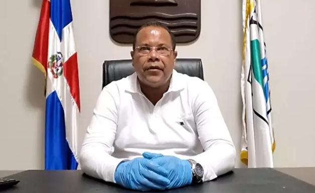 Alcalde de Puerto Plata se desliga de marcha peregrino