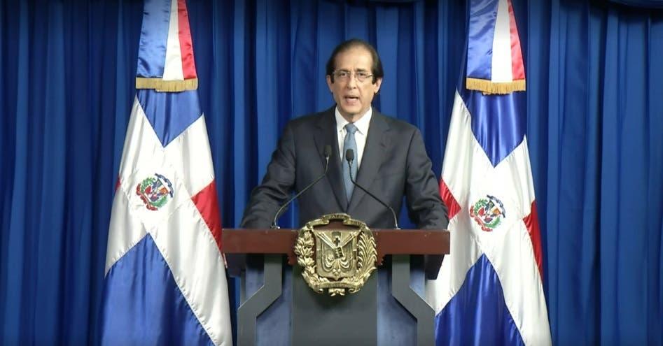 EN VIVO: Gustavo Montalvo habla al país sobre nuevas medidas COVID-19