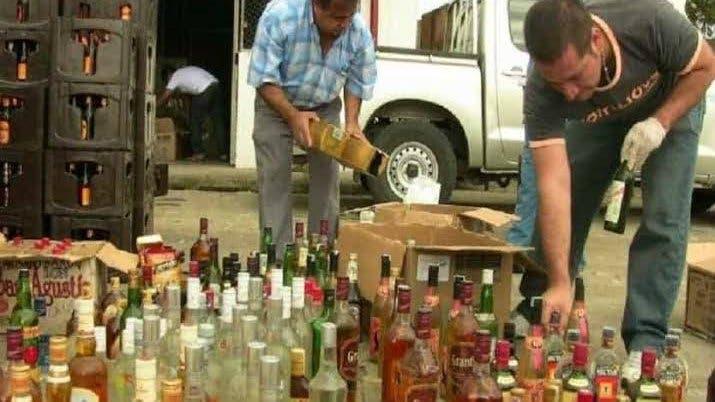 Procuraduría pide a la población a no ingerir bebidas alcohólicas adulteradas