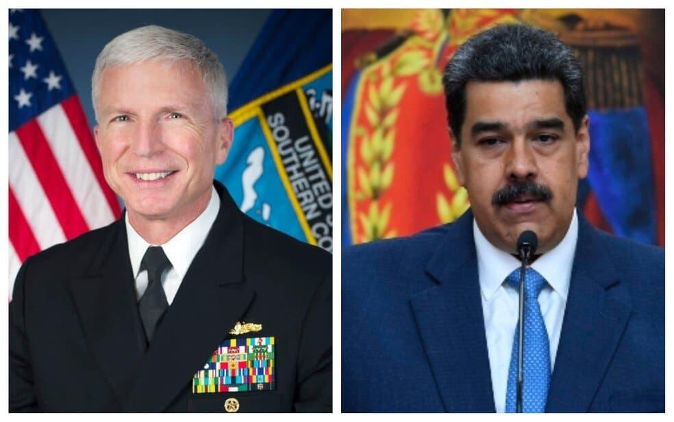 EEUU desplegará buques frente a Venezuela