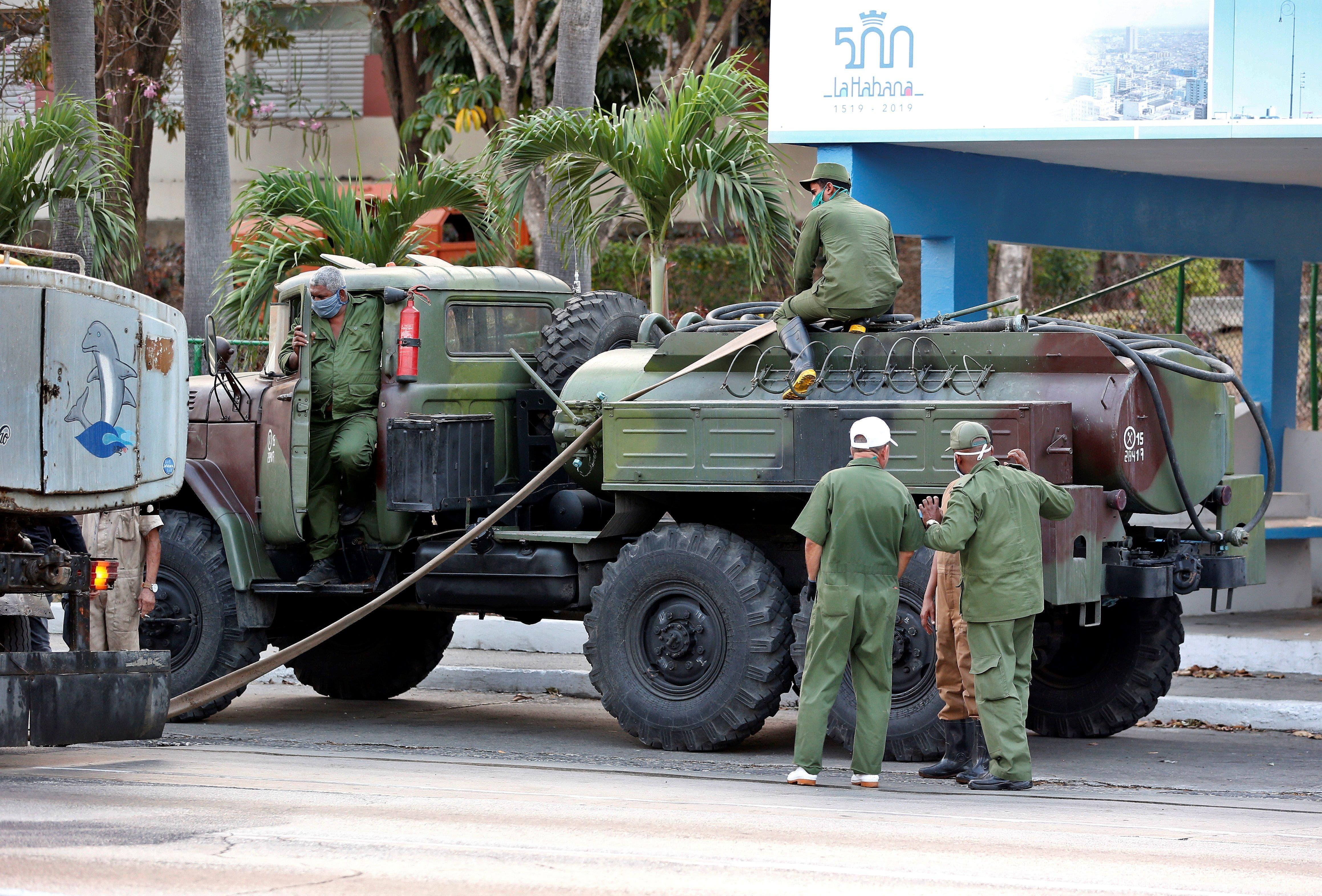 Cuba asegura que sus prisiones están libres de COVID-19