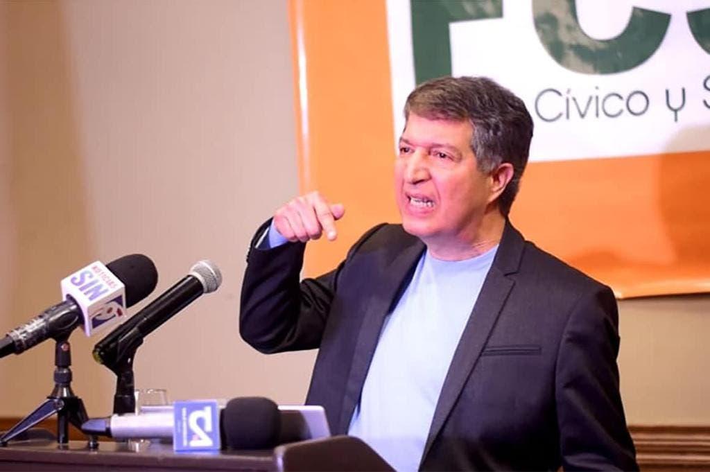 Covid-19: Presidente del Frente Cívico y Social llama a la población a la reflexión y meditación