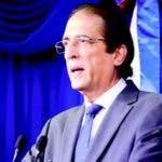 Gustavo Montalvo, ministro de la Presidencia, anunció una serie de medidas frente a mergencia covid-19.  Fuente externa