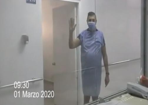 Italiano, primer caso de coronavirus en RD