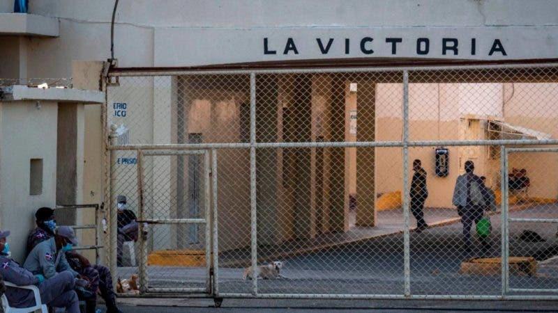Cárcel La Victoria