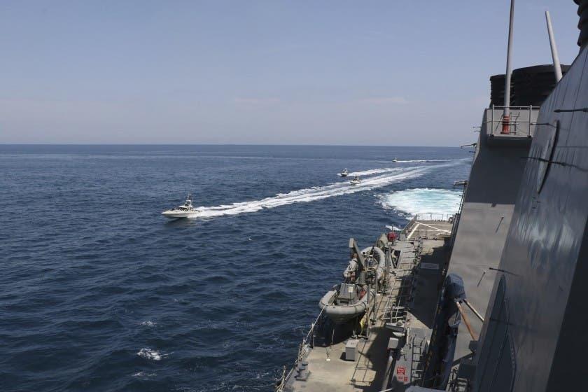 Irán rechaza amenazas de Trump sobre ataque naval