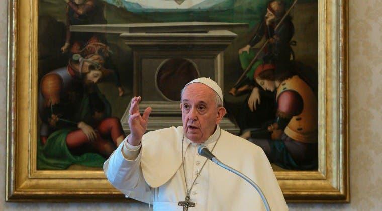 COVID-19: El papa pide a políticos buscar el bien de su país y no el de su partido