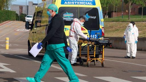 España supera 20.000 muertes por coronavirus/Fuente externa