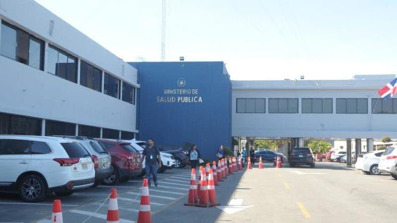 Edificio que aloja al Ministerio de Salud Pública. Archivo.