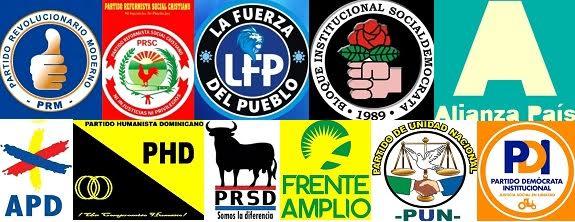 Partidos políticos dominicanos en Nueva York