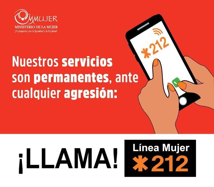 Violencia de género en cuarentena: Línea Mujer *212 recibió 22.4 denuncias por día