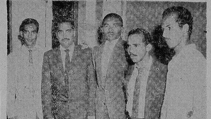Hace 60 años llegó al país el primer grupo de exiliados que enfrentó públicamente a Trujillo