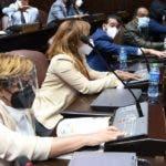 Queda aprobada la modificación a 12 días, de la resolución que autoriza al presidente de la República prorrogar el estado de emergencia nacional.