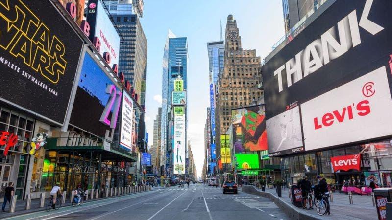 Uno de cada cinco residentes de Nueva York pudieron haberse infectado por coronavirus.